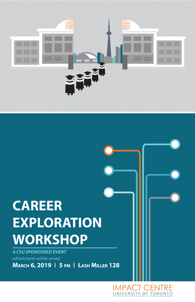 career-talk-poster